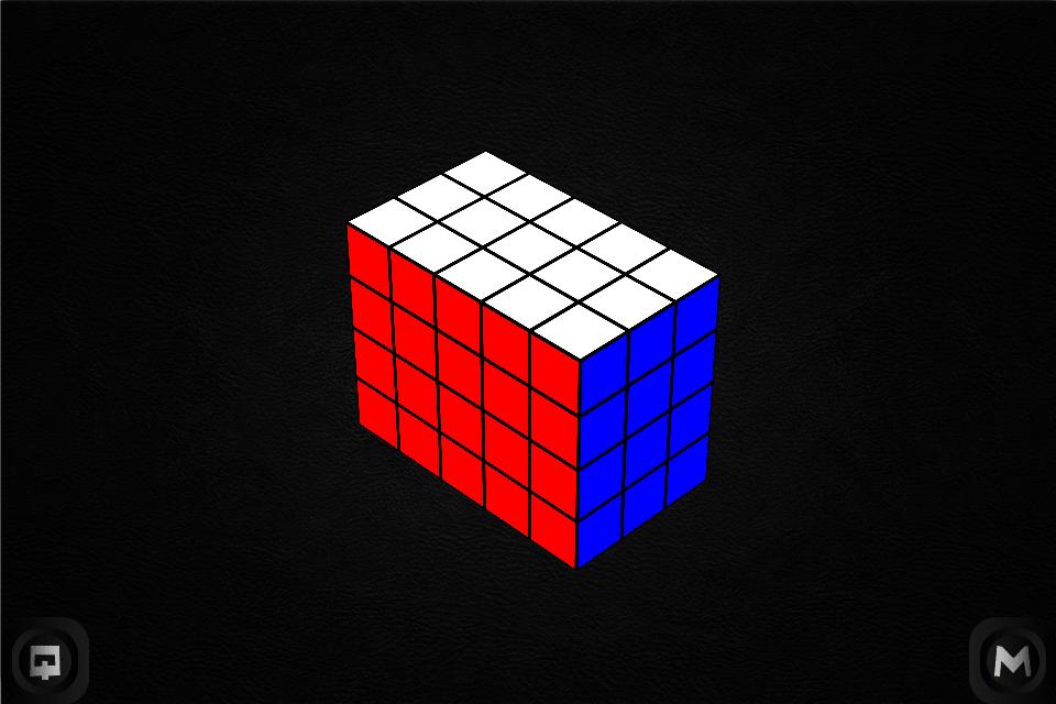 Screenshot Rubik's Plus